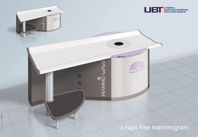 Medizintechnik Start-Up Mammographie